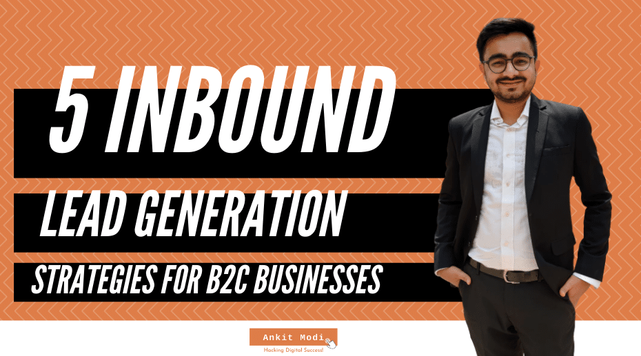 Inbound Lead Generation Strategies