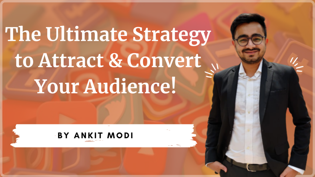 convert your audience